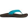 OluKai W's Ohana Sandals Tropic Blue/Dk Java